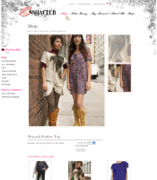 Nsha Club made with WordPress E commerce